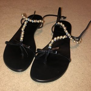 Stuart Weitzman Pearl Sandals